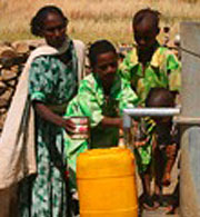 Wellwishers Australia - funding hand dug water wells in the Tigray Province, Ethiopia.